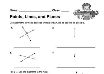 enVision Fourth Grade Math Topic 16 Homework Sheets