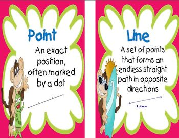 Envisions Grade 3 Topic 11 Vocabulary
