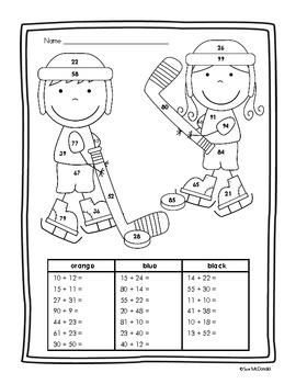 Envision Math Centers - Topic 10 - Using Addition & Subtraction - Grade 2