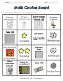 Envision Math Centers - Topic 7 - Mental Subtraction - Grade 2