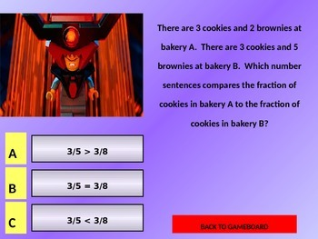 Envisions Math Grade 3 Topic 10 Fraction Review