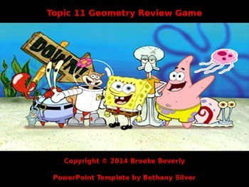 Envisions Math Grade 3 Topic 11 Geometry Review