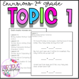 Envisions Math Topic 1 Resource-2nd Grade