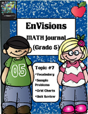Envisions Math Topic 7 (5th Grade)