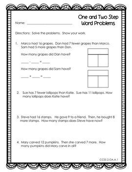 Envisions Math Topic 3 Second Grade Common Core