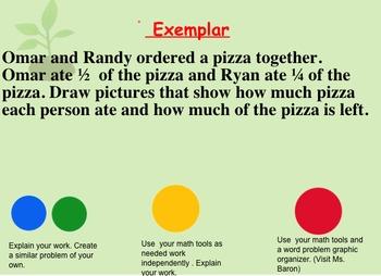 Envison Math Grade 3 Topic Lessons 10.1, 10.2, 10.3