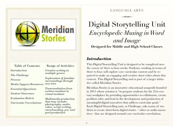 Enyclopedic Musings - Creative Fiction/Non-Fiction Digital Writing