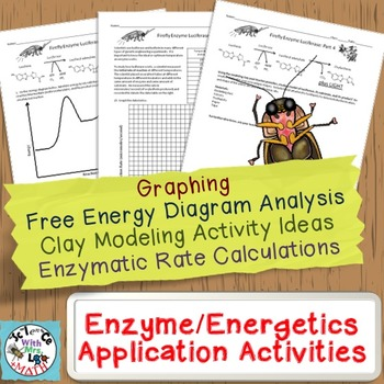 Enzyme Application Activities: Graphing and Modeling Clay Activities
