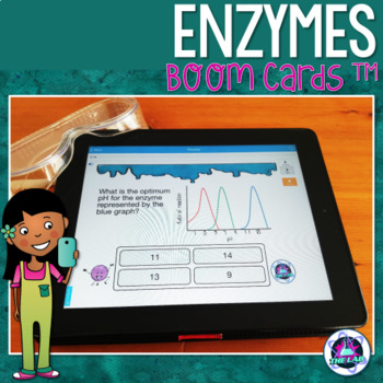 Enzymes Boom Cards