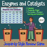 Enzymes Jeopardy Review Game