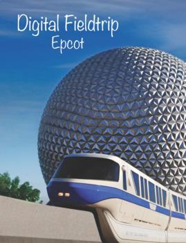 Epcot Adventure Digital Field Trip and Internet Research
