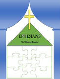 Ephesians Lapbook Cover