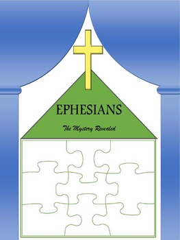 Ephesians Lapbook Cover