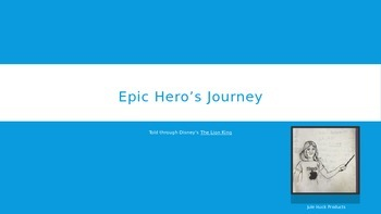 Epic Hero Journey