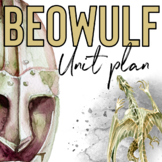 Beowulf Unit Plan with Beowulf Activities + Informational