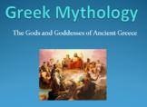 Greek Mythology Power Point