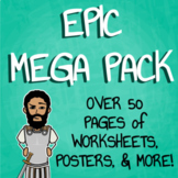 Epic Mega Pack - Heroic Journey, Epic Hero, & Elements of an Epic