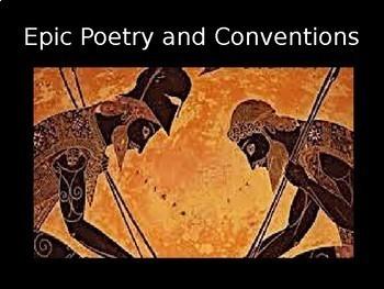 Epic Poetry Bundle