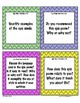 Epic Poetry Task Cards