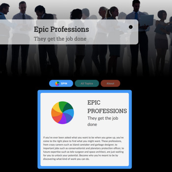 Epic Professions (Exploring Fascinating Careers)