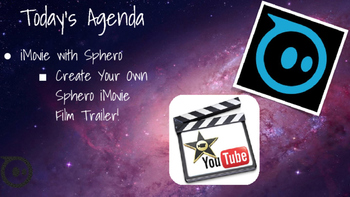 Epic Sphero iMovie Trailer Lesson