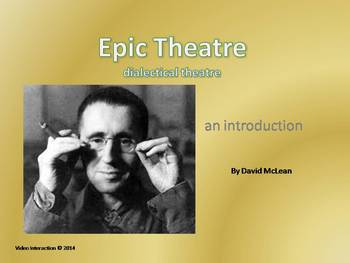 Epic Theater - the drama series