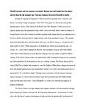Epic and Romance Convention Used by Spenser Sample Essay Question & Answer