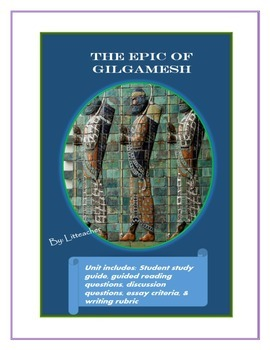 The epic of gilgamesh essay