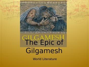 Epic of Gilgamesh PPT