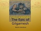 Epic of Gilgamesh PPT