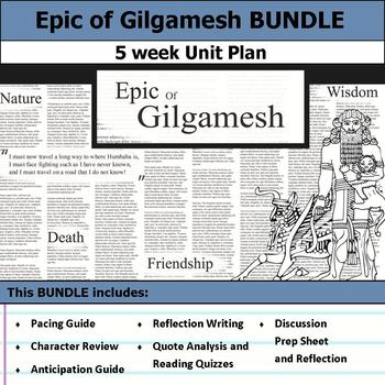 epic of gilgamesh analysis
