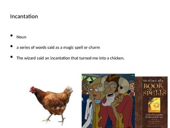 Epic of Gilgamesh Vocabulary