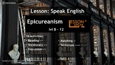 Epicureanism lvl 8-12 (distance learning)