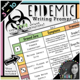 Epidemic Writing Prompt