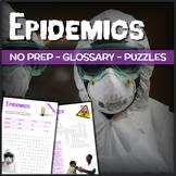 Epidemics - Puzzles & Glossary