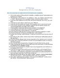 "Epigenetics Article Questions ""Same but Different"""