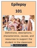 Epilepsy 101