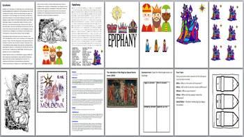 Epiphany Activity Pack