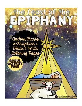 Epiphany - Catholic Coloring Pages - The Catholic Kid | 350x270
