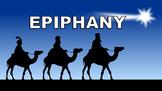 Epiphany Assembly – 2018, Presentation, Quiz, Worksheet, J