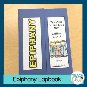 Epiphany Lapbook