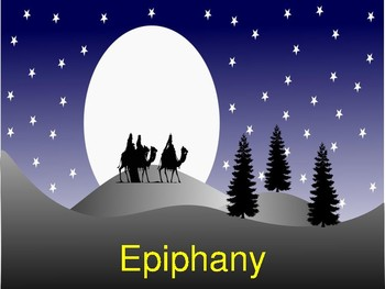 Epiphany Picture Pack