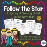 Epiphany and Seeking Christ in the New Year