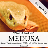 "Episode 5 - ""Medusa:"" History Channel's ""Clash of the Gods"