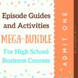 Episode Guides & Activities MEGA-Bundle for Business Courses