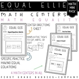 Equal Ellie: True or False Equations and Number Representation (Common Core)