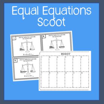 Equal Equations Scoot