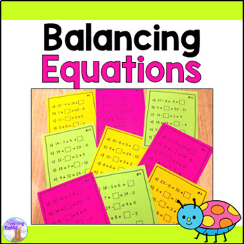 Equal Expressions Math Center
