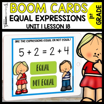 Equal Expressions | Module 1 Lesson 18