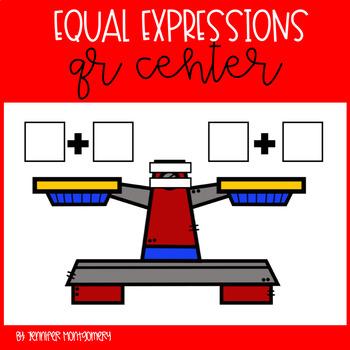 Equal Expressions QR Center